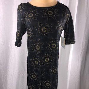 LuLaRoe Julia short sleeve dress